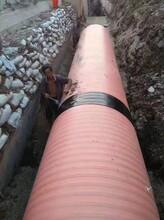 增強聚丙烯FRPP中空壁纏繞管