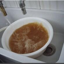 無錫市濱湖自來水管清洗服務價格圖片