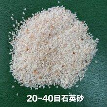 青海石英砂价格图片