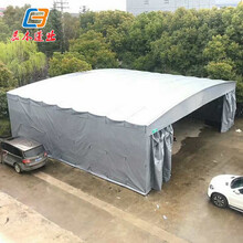 佛山夜宵大排檔帳篷膜結構雨棚雨蓬生產廠家