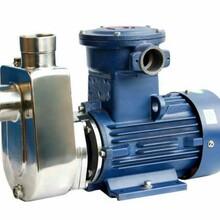 浙江/飛力大流量污水泵污水工業泵暖通制冷自吸泵耐腐蝕離心泵圖片