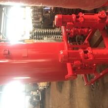 耐腐蝕自來水管道增壓泵消防泵廠家XBD高壓高功率消防泵圖片