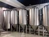 出售500L兩鍋三器精釀啤酒設備