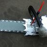 煤層切割氣動鏈鋸