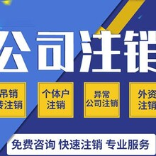 天津东丽附近的公司注销点击索取资料图片