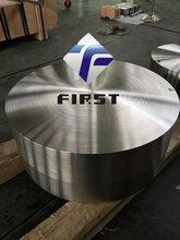 叶轮加工用TC4钛饼6Al4V钛饼合金钛饼钛锻件图片