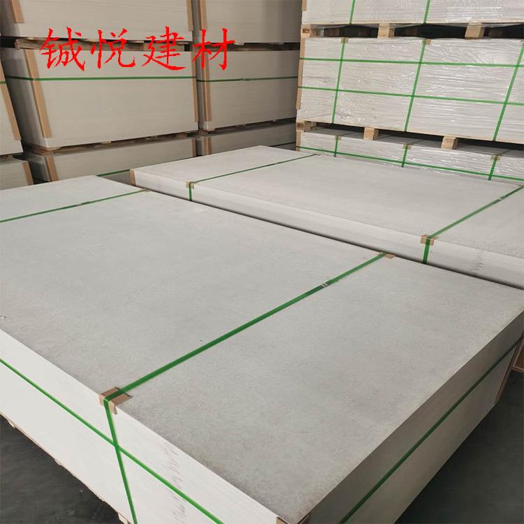 煙臺蓬萊市硅酸鈣板生產工藝9mm硅酸鈣板防火板