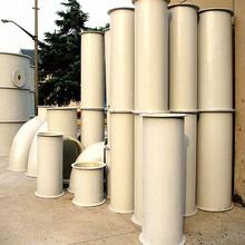 合肥玻璃鋼風管廠家圖片