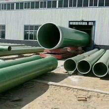 蘭州玻璃鋼管道圖片