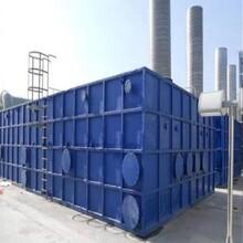 武漢玻璃鋼生物除臭塔供應廠家圖片