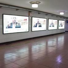 温州瓯海区灯箱厂家图片