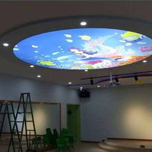 温州鹿城区软膜LED吊灯加工价格图片