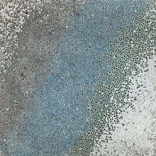 湖南長沙彩色洗砂路面施工礫石聚合物廠家價格圖片