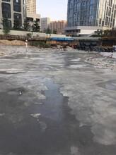 咸陽承接基礎水池路面硬化圖片