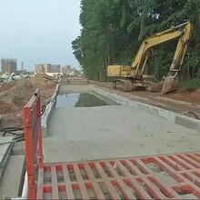 咸陽基礎水池路面硬化施工公司圖片