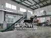 供應連云港廢棄化工桶破碎清洗回收加工生產線