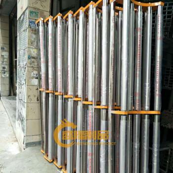 江蘇無錫服裝廠拉布架鍍鋅管松布機裁剪臺放布槽廠家
