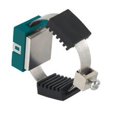 小型安科瑞無線測溫傳感器優質服務,開關柜在線監測裝置圖片