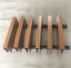 工厂生产直销木纹铝方通供应地铁高铁机场火车站幕墙木纹铝方通