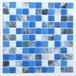 福建高檔藍色水晶溫泉景觀魚池生產廠家