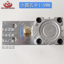 氣動打孔機加長過料150過料100大圓孔膠袋氣動打孔機批發圖片