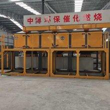 中博环保催化燃烧废气处理设备厂家直销图片