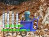 岳陽優質電動分裂機方便小面積巖石開采