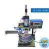 转盘式增压缸铆压机3吨冲压设备小型铆压机铆接机治具气动冲压机