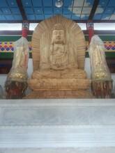 拉薩供應香樟木雕佛像圖片