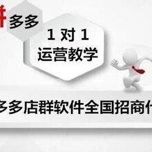 潜江拼多多咸鱼无货源店群群控批量开店项目招商加盟