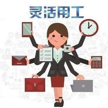 为企业提供灵活用工、劳务派遣服务图片