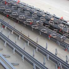 E型桥梁伸缩缝施工安装使用方法