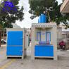 深圳盘安转盘式自动喷砂机大型喷砂机连续式转盘自动喷砂机