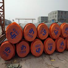 河北华盾聚氨酯保温管-预制保温管-钢套钢保温管-3pe防腐钢管图片