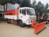 西寧東風天錦210馬力大型除雪車冬季保養說明
