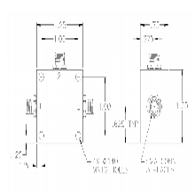 pulsarmicrowave一分二功分器RP2-01-411图片