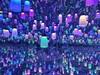 抖音同款網紅拍照打卡圣地星空藝術館呼吸燈出租出售
