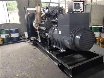 常德静音柴油发电机尺寸