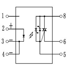光电固态继电器图片