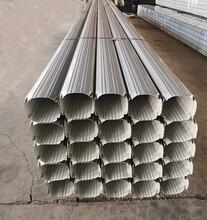 彩鋼雨水管價格彩鋼落水管價格圖片