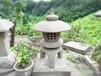 园林景观石灯笼、石雕灯笼定制、仿古石雕灯笼、石雕加工厂