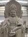 寺庙大型观音像、石雕四面观音、石雕观音像、大型观音像定制