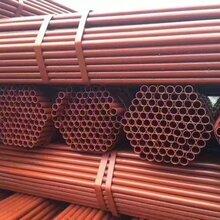 架子管扣件建筑工地钢管1.5寸外架钢管48mm脚手架钢管厂家图片