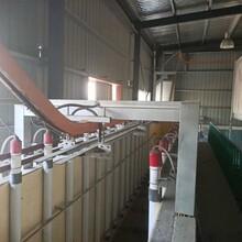 蚌埠靜電涂裝噴粉生產線廠家價格圖片