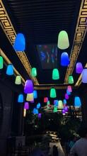 马鞍山灯光展出租,灯光秀布置图片