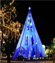 从事圣诞树造型美观图片