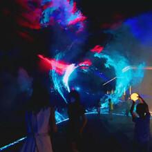景德镇北极光舞台激光灯设备出租,全彩30W北极光设备图片