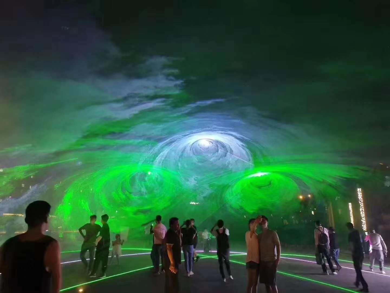 武隆全彩激光灯厂家北极光设备多少钱舞台灯光设备价格