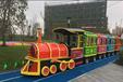 張掖租售無軌小火車造型很多