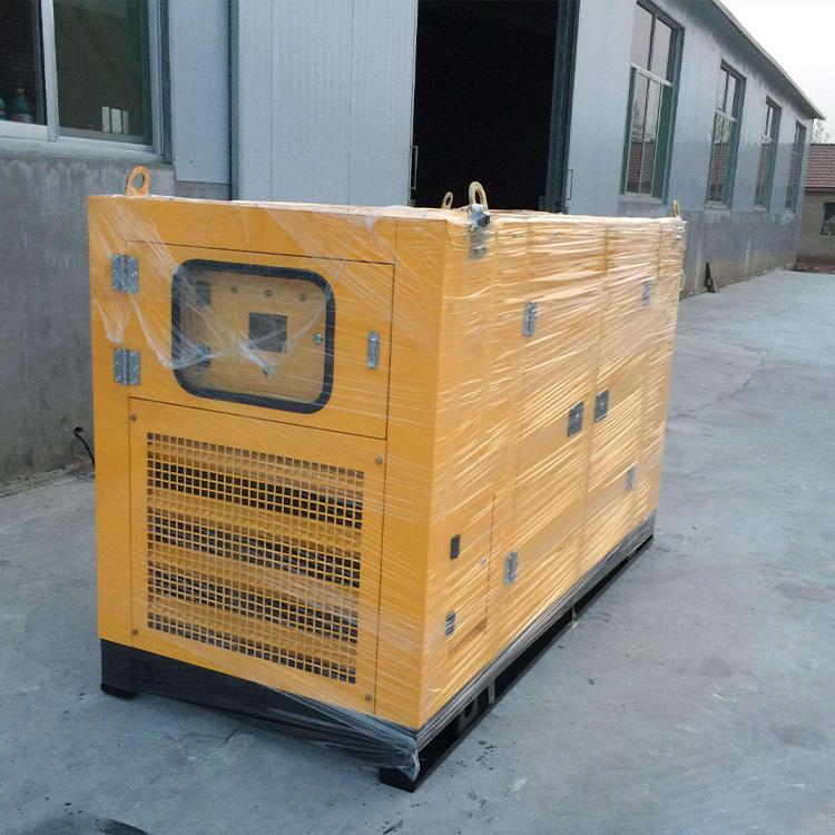 葫芦岛发电机静音箱安装